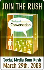 Age of Conversation Bum Rush Update: New Date of January 5
