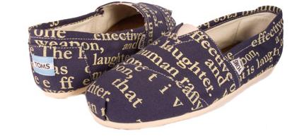 toms shoes design