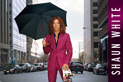 Shaun White Celebrity Endorsement
